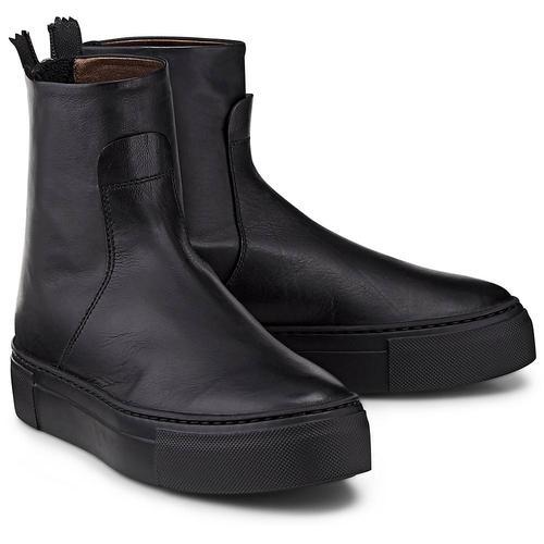 AGL, Trend-Stiefelette in schwarz, Stiefeletten für Damen Gr. 37 1/2