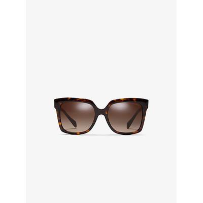 Michael Kors Cortina Sunglasses Brown One Size