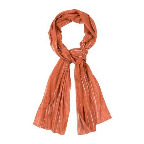 Große Größen Schal Damen (Größe One Size, kupfer-rot) | Ulla Popken Schals & Tücher | Baumwolle, Baumwolle
