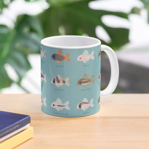 Corydoras! Mug