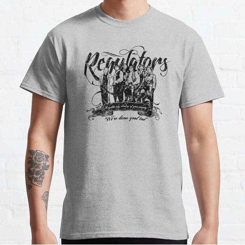 Regulators - Young Guns Classic T-Shirt