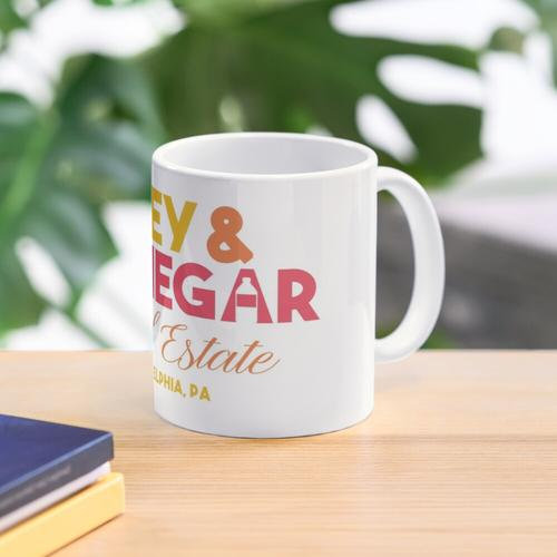 Honey & Vinegar Real Estate Mug