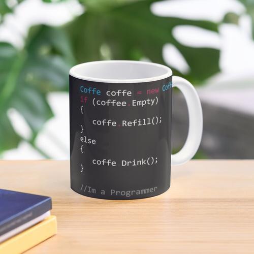 Coding Coffee Programing Mug