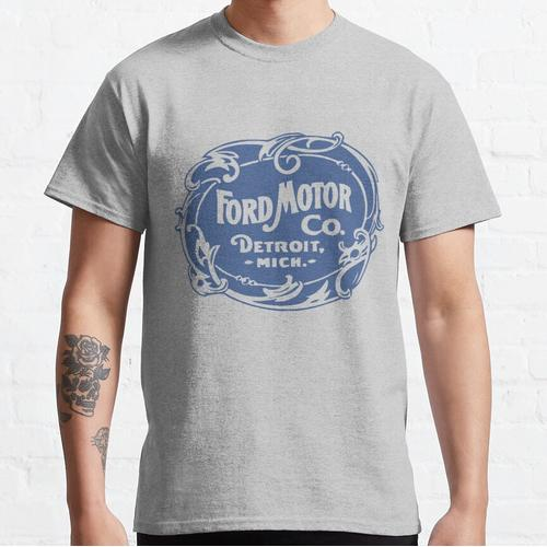 Classic Ford Motor Co. Classic T-Shirt