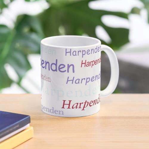 Harpenden Harpenden Harpenden, the real deal Mug