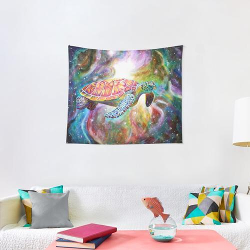 Free flight Wall Tapestry