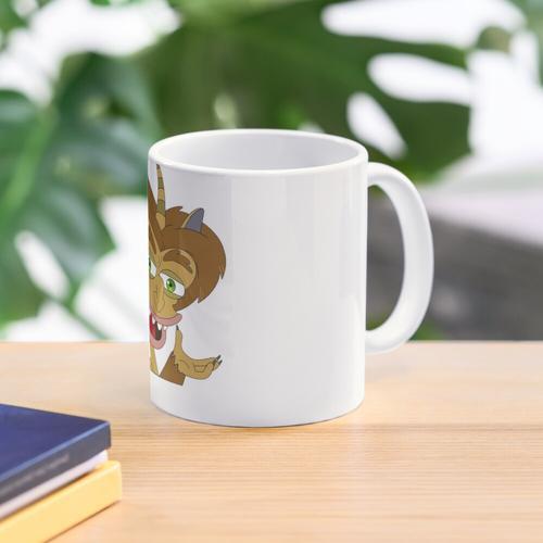 Maury the Hormone Monster - Big Mouth Mug