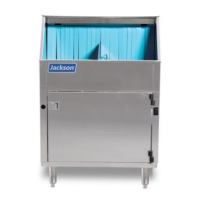 Jackson DELTA 1200 Low Temp Rotary Undercounter Glass Washer - (1200) Glasses/hr, 208-230v/1ph