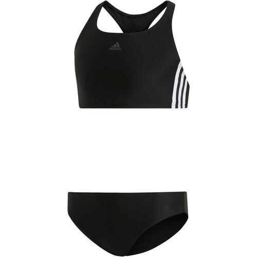 adidas 3-STRIPES Bikini Set Mädchen in black, Größe 170