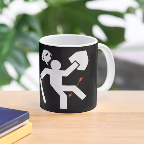 Arrow in the Knee Mug