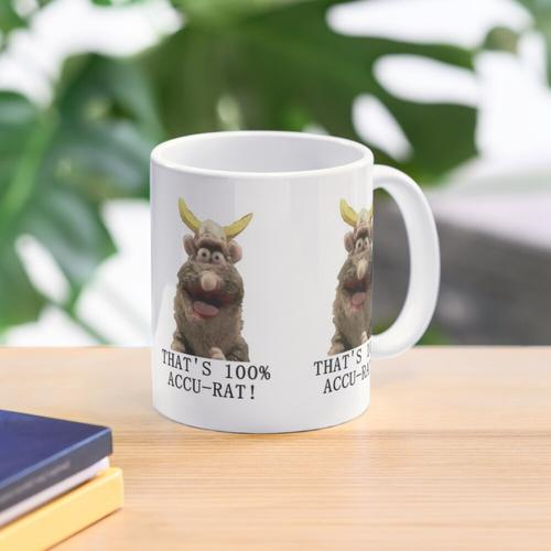 That's Accu-Rat - Rattus Rattus - Horrible Histories Mug