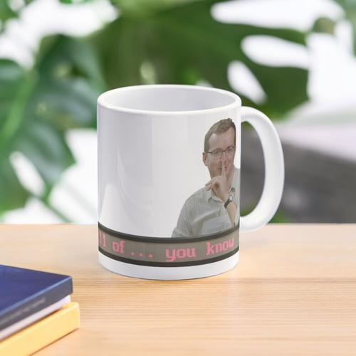 mbmbam - The Hightech Resume of the Future Mug