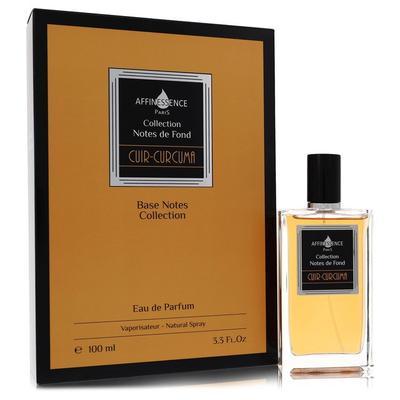 Cuir Curcuma For Women By Affinessence Eau De Parfum Spray (unisex) 3.4 Oz
