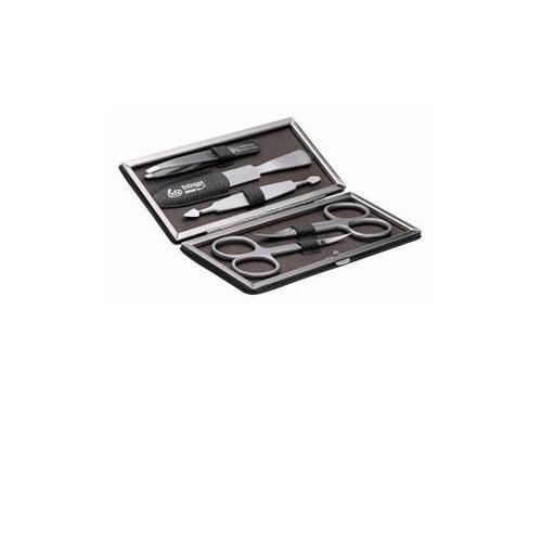 ERBE Erbe Manicure Etuis Royal Etui 5-teilig Bügeletui in schwarz 1 Stk.