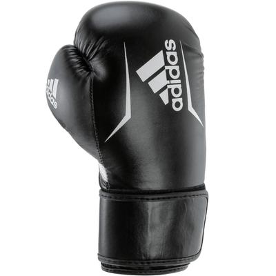 adidas Boxhandschuhe in black-wh...