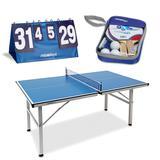 3 teiliges Tischtennis Set XL, S...