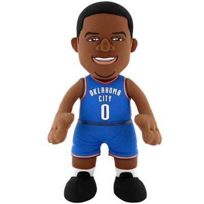 """Russell Westbrook Oklahoma City Thunder 10'' Plush Player Figure"""