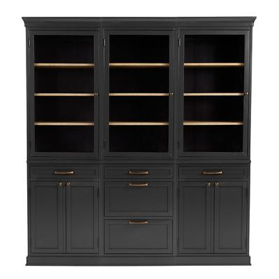Set of 3 Trieste Servers with Two 2 Door Consoles & One 3 Drawer Console - Ballard Designs