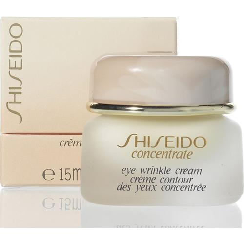 Shiseido Facial Concentrate Eye Wrinkle Cream Concentrate 15 ml Augencreme
