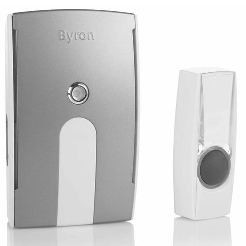 Byron Plug-In Funkklingel-Set BY514E 125 m 10.007.88