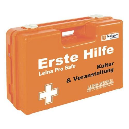 Kultur & Veranstaltung Erste-Hilfe-Koffer »Pro Safe«, LEINA-WERKE, 31x21x13 cm