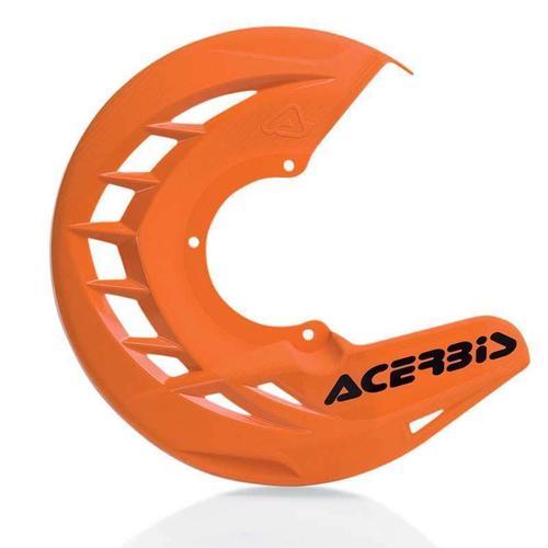 Acerbis X-Brake Frontscheibenabdeckung, orange