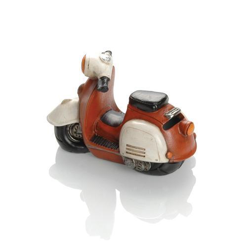 Booster Spardose Roller 14, rot