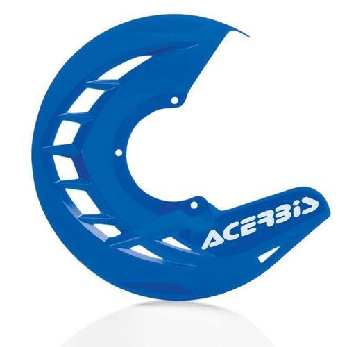 Acerbis X-Brake Frontscheibenabdeckung, blau