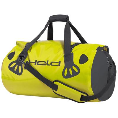 Held Carry-Bag Bagage, sac, noir-jaune, taille 51-60l
