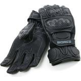 Bores Dark Black Gloves Gants, n...