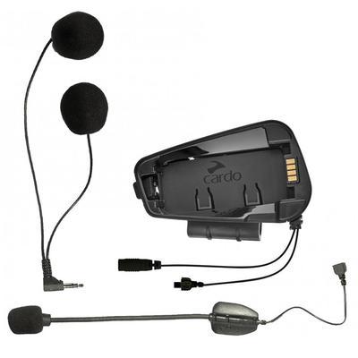 Cardo Audiokit Freecom 1/2/4 Kit audio, noir