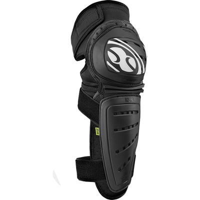IXS Mallet Protecteur de genou, noir, taille XL