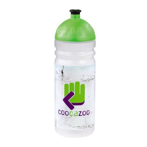Coocazoo Trinkflasche, JuicyLucy, Grau grau Kinder Aufbewahrung Küchenhelfer Haushaltswaren Trinkflasche