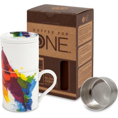 Könitz Kaffeebereiter One colour Flow, Coffee for one bunt Kaffee Espresso SOFORT LIEFERBARE Haushaltsgeräte