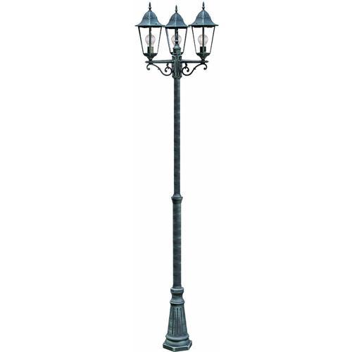 Außen Leuchte Kandelaber Steh Lampe Stand Beleuchtung Laterne Licht 103171 - Harms