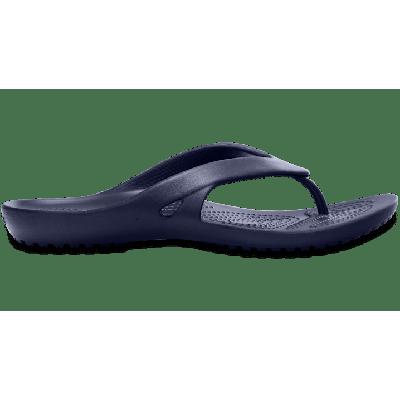 Crocs Navy Women'S Kadee Ii Flip...