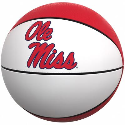 Ole Miss Rebels Official-Size Autograph Basketball