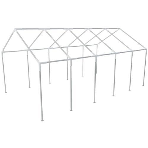 Stahlrahmen für Partyzelt 10x5m