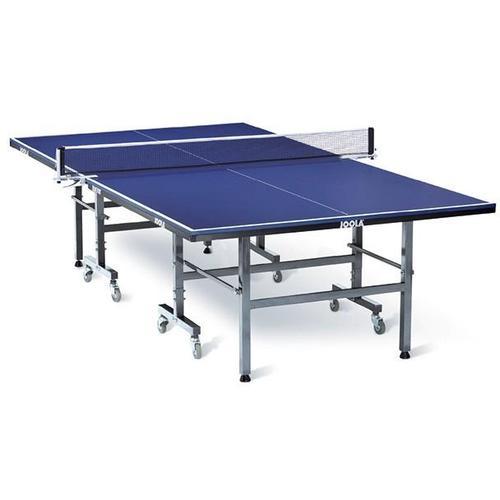 Joola Tischtennisplatte Transport, (6 tlg.), Das Netz ist nicht im Lieferumfang enthalten blau Tischtennis-Ausrüstung Tischtennis Sportarten