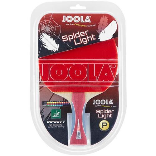 Joola Tischtennisschläger Spider Light, (Packung) bunt Tischtennis-Ausrüstung Tischtennis Sportarten