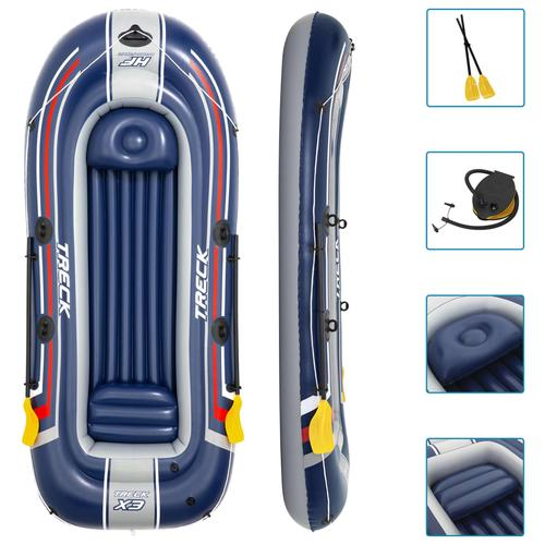 Bestway Hydro-Force Schlauchboot Blau 61066