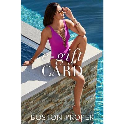 Boston Proper - Boston Proper Gift Card - - $250 Dollar