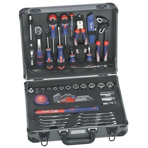Werkzeugkoffer 51 tlg. - KWB