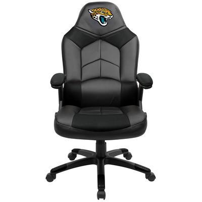 Jacksonville Jaguars Black Oversized Gaming Chair