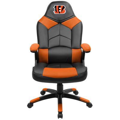 Cincinnati Bengals Black Oversized Gaming Chair