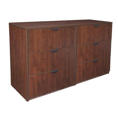 Legacy Stand Up Side to Side Lateral File/ Lateral File in Cherry - Regency LSLFLF7223CH