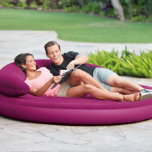 Intex Aufblasbares Loungebett Ultra Daybed Lounge 68881NP
