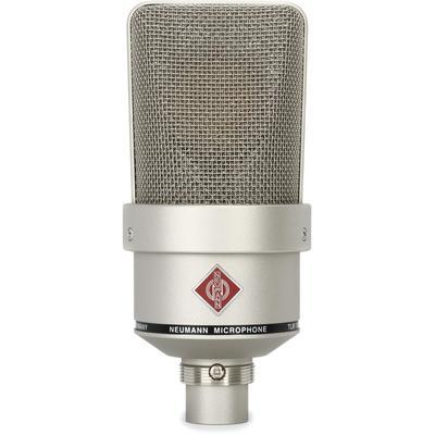 Neumann TLM 103 Anniversary Edition Large-Diaphragm Condenser Microphone - Nickel