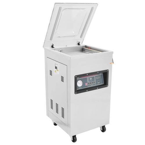 vidaXL Professionelle Vakuumverpackungsmaschine Stehend 750 W Edelstahl