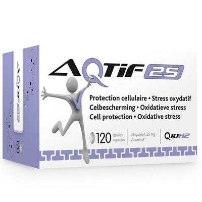 AQTif 25 pc(s) capsule(s)